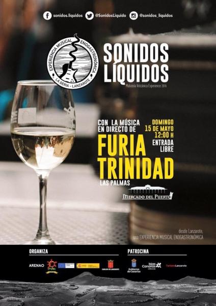 SONIDOS LIQUIDOS FURIA TRINIDAD