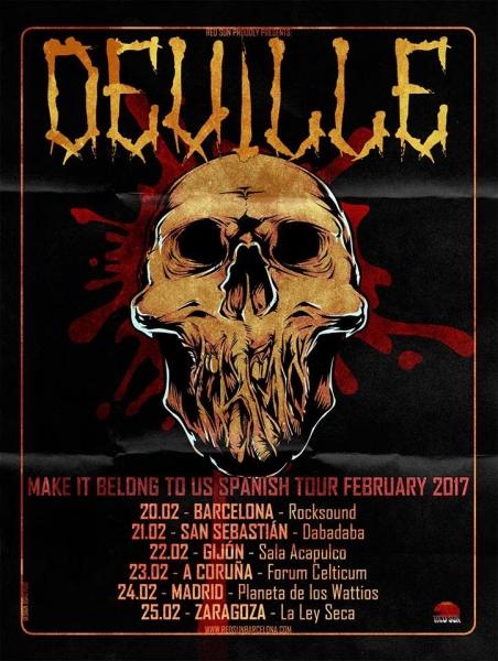 DEVILLE TOUR 2017