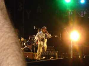 Neil Young, 27 de junio de 2008, Madrid, Rock in Rio