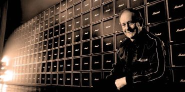 Jim Marshall, fundador de los amplificadores Marshall, Marshall Amplification