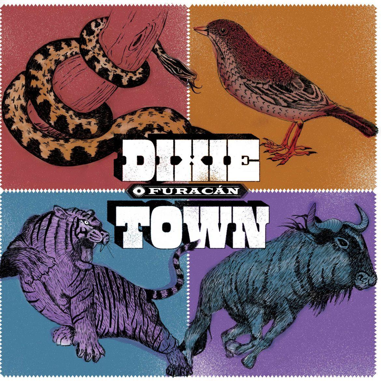 "Dixie Town ""O Furacán"" 2013"