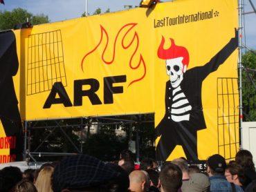 Azkena Rock Festival 2011 (ARF '11). 23, 24 y 25 de junio