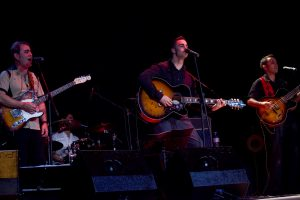 Little Big Rebel & His Rockin Band - en directo