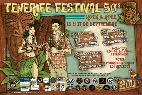 IX Tenerife Festival 50's R&R