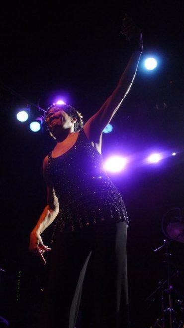 Bettye Lavette, Madrid, 22 marzo de 2011