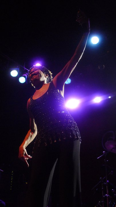 Bettye Lavette, Madrid, 22 marzo de 2011