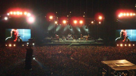Bruce.Springsteen & The E Street Band en concierto, Madrid 17 de julio de 2008