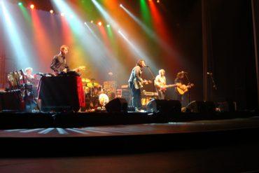 Wilco, 23 de mayo de 2009 en el Auditorio de Tenerife