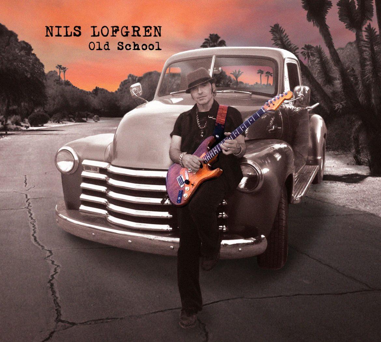 """Nils Lofgren """"Old Shool"""""""