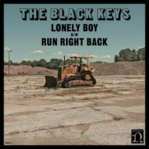 "Nuevo single de The Black Keys, ""Lonely Boy"""