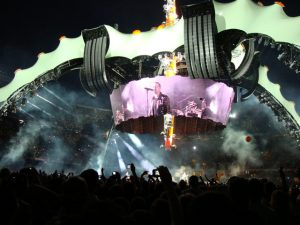 U2 en concierto, 29 de junio 2009, Nou Camp, Barcelona