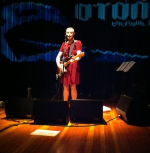 Sinéad O'Connor, 19-nov-2011, Tenerife