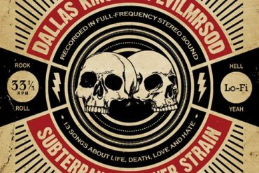 "EvilMrSod & Dallas Kincaid ""Subterranean Power Strain"" 10-oct-2011"