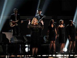 Adele, Grammy's 2012