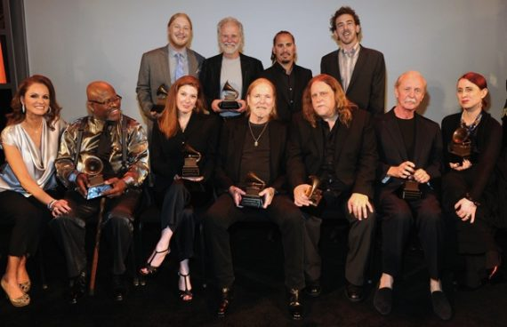 The Allman Brothers,The 54th Annual GRAMMY Awards,Special Merit Awards 2012