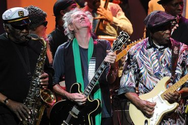 Howlin' for Hubert . Hubert Sumlin Tribute, Keith Richards, Eric Clapton.