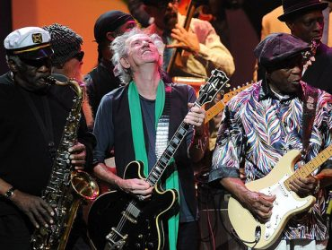 Howlin' for Hubert . Hubert Sumlin Tribute, Keith Richards, Eric Clapton.