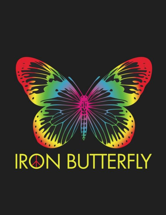 Iron Butterfly European Tour 2012