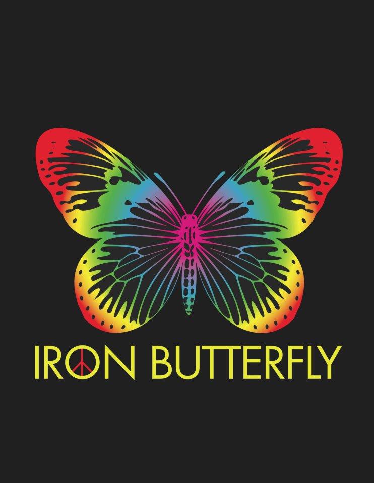 Iron Butterfly European Tour 2012