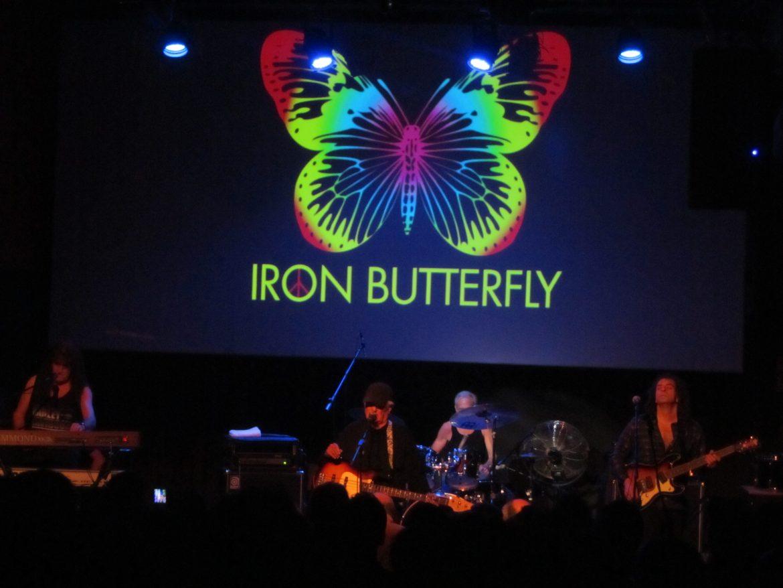 Iron Butterfly, La Laguna Tenerife