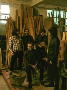 "The Soul Jacket ""Wood Mama"", produce Hendrik Röver"