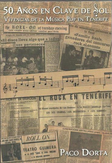 50 Años en clave de sol, Vivencias de la música pop en Tenerife, Paco Dorta