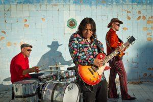 """Alex Altamirano & The Purple Band en concierto """"The temptation of the devil's come"""" 2012"""