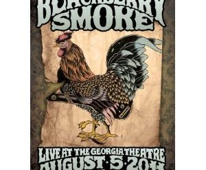 """Blackberry Smoke """"Live at the Georgia Theatre, August 5th 2011"""""""