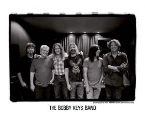 Bobby Keys & The Suffering Bastards Touring
