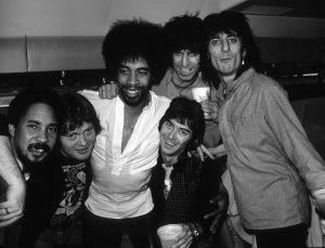 Bobby Keys & The Suffering Bastards mini tour y próximo tour con The Rolling Stones. En la foto con los xPensive Winos