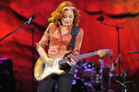 "Bonnie Raitt ""Slipstream"" 2012 Blues"