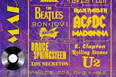 Discomarket, Feria del disco en Madrid