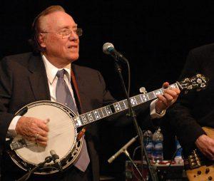 Earl Scruggs, el genio del banjo recientemente