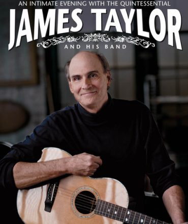 James Taylor and His Band, European Tour 2012