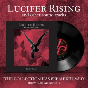 "Jimmy Page ""Lucifer Rising and Other Sound Tracks"", 2012"