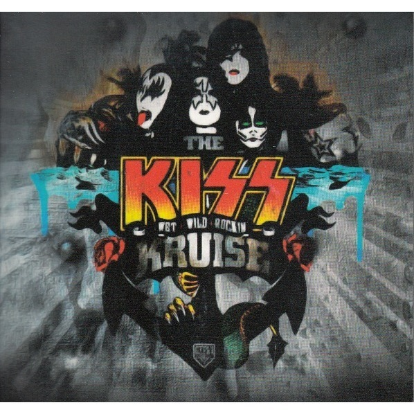"Kiss, ""Wet Wild Rockin' Kruise"" 2011"