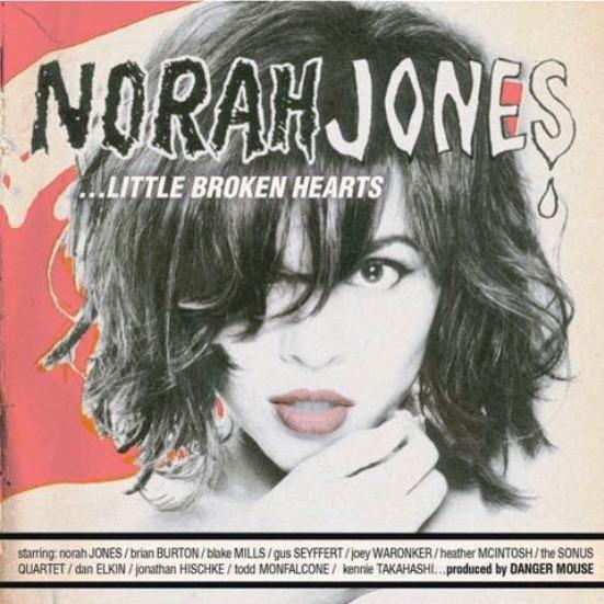 "Norah Jones, ""Little Broken Hearts"" el 1 de mayo de 2012."