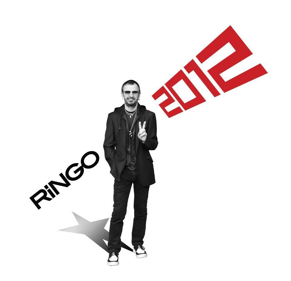 Ringo 2012, World Tour, Ringo Starr