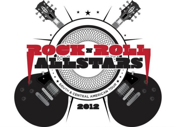 Rock N' Roll All Stars World Tour 2012