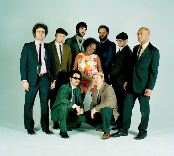 Sharon Jones & The Dap Kings en España
