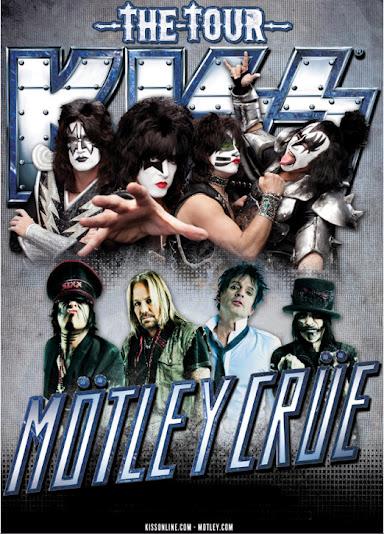 THE TOUR, Kiss y Mötley Crüe 2012