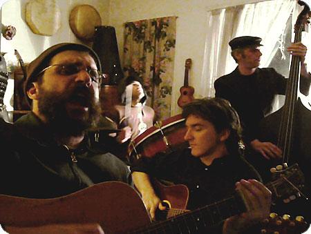"The Agnostic Mountain Gospel Choir, tienen nuevo disco ""Campfire Tales"""