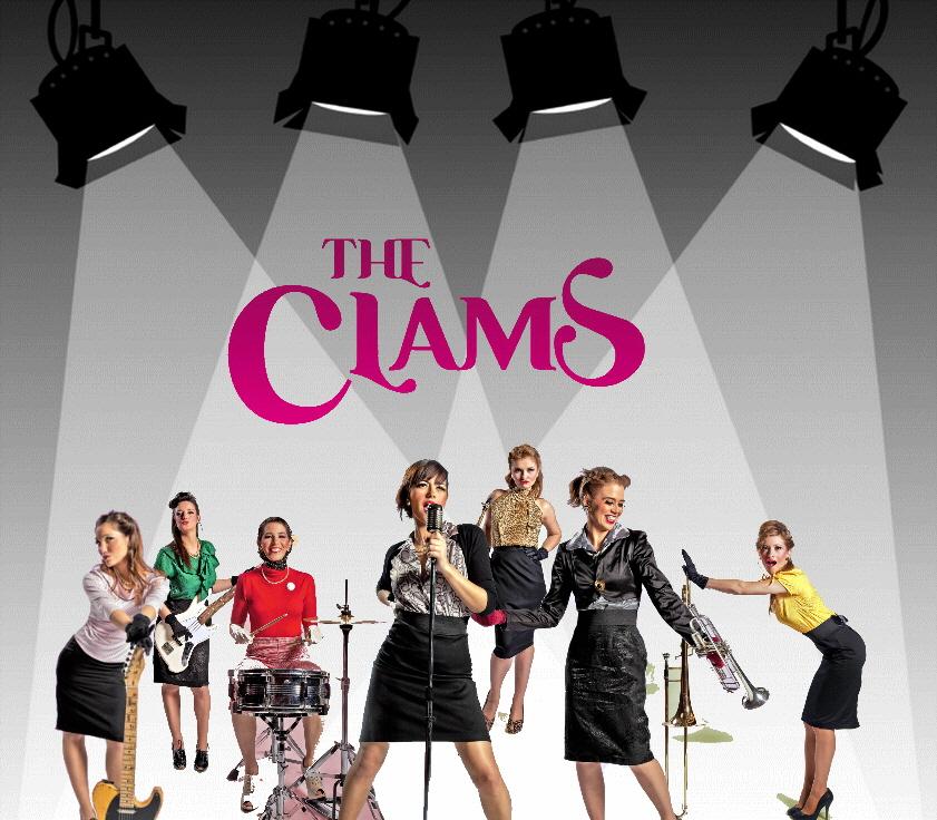 The Clams, Rhythm & Blues y Soul desde España