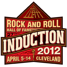 The Rock and Roll Hall of Fame 2012