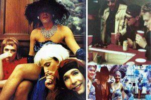 """U2 en Tenerife con """"Achtung Baby"""" 1991"""