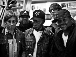 BLAKROC The Black Keys 2009