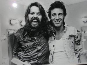 Bob Seger y Bruce Springsteen