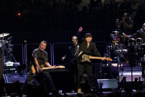 Bruce Springsteen Wrecking Ball Tour 2012
