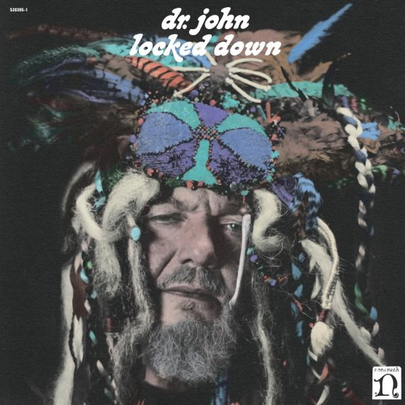 "Dr.John, ""Locked Down"" 2012"