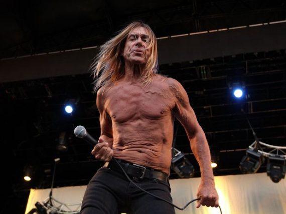 "Iggy Pop trae ""Après"", su nuevo disco al Rock Coast Festival Tenerife 2012"